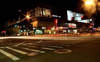 125th Street Night Lights