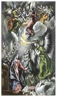 The Annunciation by El Greco