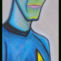 """""""Mr Spock"""" by ArtPrints"""