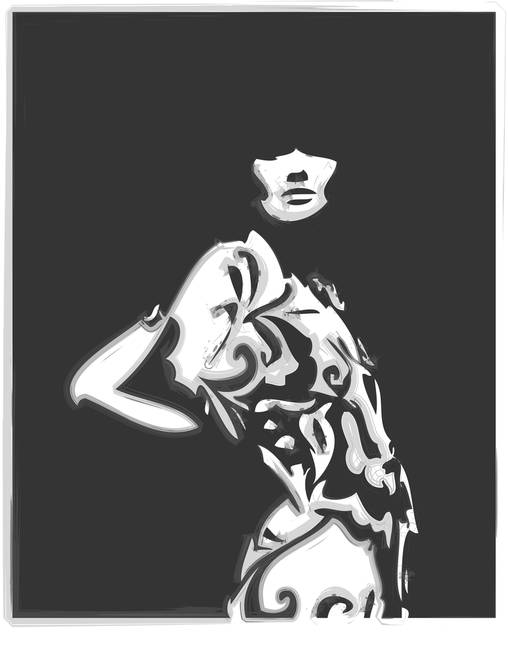 Pattern Woman
