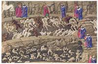 Eighth Circle of Dante's Inferno by Botticelli