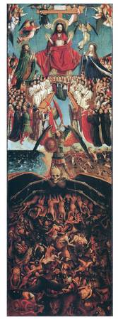 The Last Judgement by Jan van Eyck