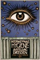 Advertisement for the 'First International Hygiene