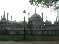 Royal Pavilion, Brighton, UK