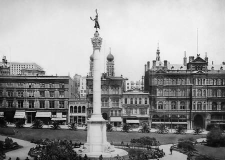 Union Square c1890