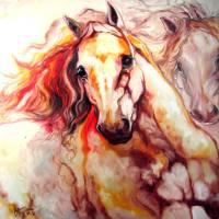 THUNDER 24 by Marcia Baldwin