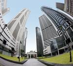 Singapore : Central Business District (CBD)