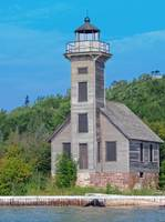 The East Channel Lighthouse