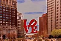 Love Sculpture - Philadelphia - 2
