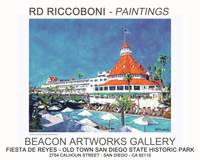 Riccoboni Paintings Poster Coronado