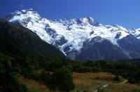Mount Sefton, Mount Cook National Park, NZ
