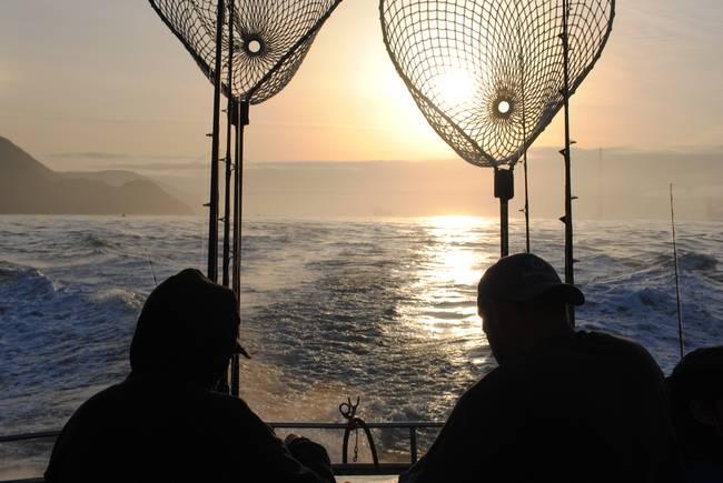 Stunning deep sea fishing artwork for sale on fine art for Deep sea fishing san francisco