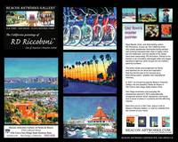 Beacon Artworks Gallery RD Riccoboni Poster