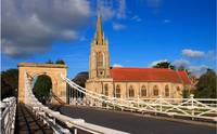 Marlow Bridge and Church