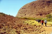 Hikers at Las Olgas