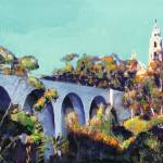 """Cabrillo Bridge Balboa Park"" by RDRiccoboni"