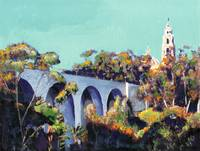 Cabrillo Bridge Balboa Park