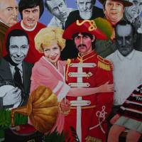 """George and Mildred"" by kevin-smith-art"