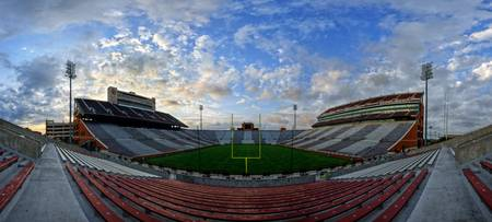 Football Season is Coming (Pano)