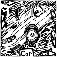 c-is-for-car-maze