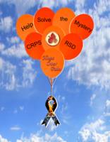 Help Solve the Mystery CRPS/RSD Balloons In Flight