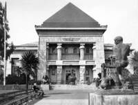 MH de Young Memorial Museum Golden Gate Park c1895 by WorldWide Archive