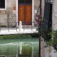 Venice Canal Art Prints & Posters by Maria Valentino