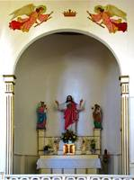 The King Altar - Presidio Chapel of San Elizario