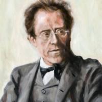"""Gustav Mahler"" by craigkingart"
