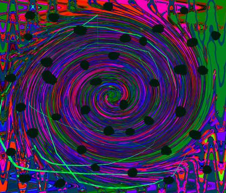 3-23-2011CABCDE by Walter Paul Bebirian
