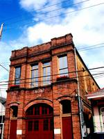 Firehouse in the Marigny, New Orleans *
