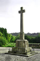 War Memorial, Duffield  (26362-RDA)