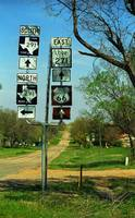 Route 66 - Alanreed, Texas