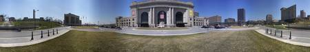 union station panoramic