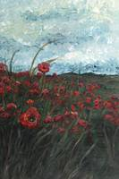 Stormy Poppies