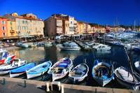 St. Tropez Afternoon Glow