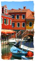 Brave and Bold in Burano