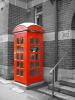 The Telephone Box
