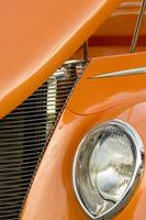 Orange Hotrod