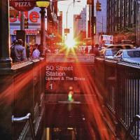 Urban Canyon Sunset New York City by Jim Crotty