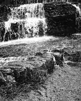 waterfall3bw