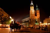 Kraków By Night