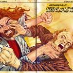 Jesus! vs Darwin! by Derek Chatwood