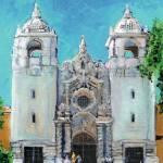 San Diego del Prado Theater by RD Riccoboni