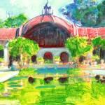 Botanical Building Balboa Park by RD Riccoboni