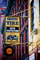 Tires & Auto Inspection, New York City, USA