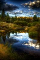 Blue Creek by Joshua Cramer