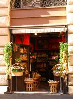 Roman Store Front