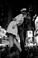 """Unconditional Surrender"", Times Square, NYC"