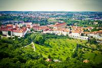 Prague Overlook - Olive Groves - Red Roofs